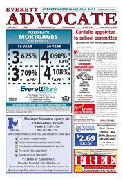 The Advocate Newspaper Local Home Delivery - 1 Year