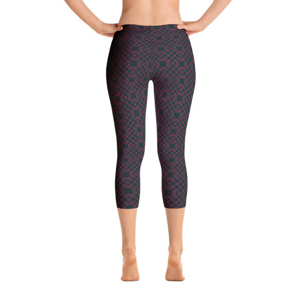 Maka Capri Leggings