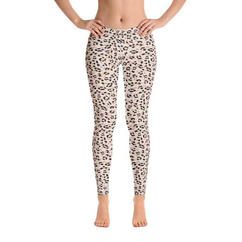 Stylish Leggings for women Modern Full Print USA