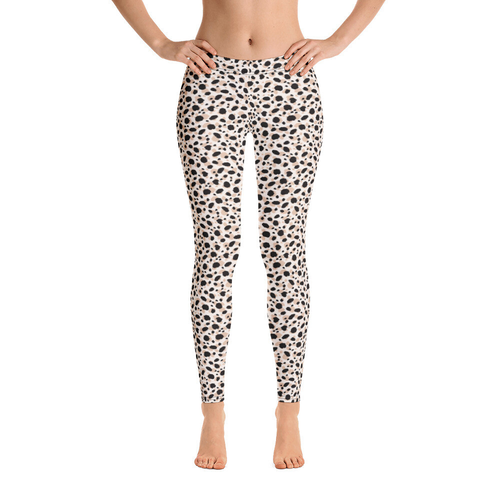 Snake Skin Print Leggings for women
