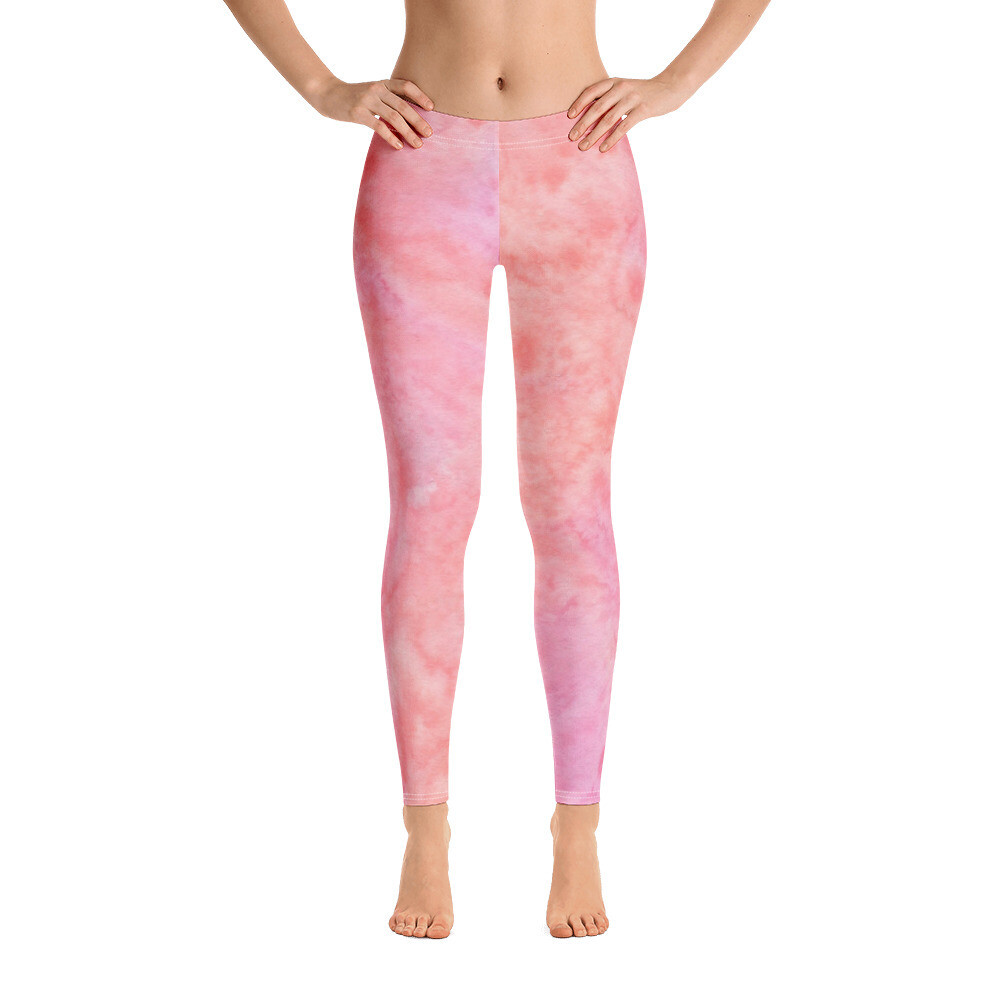 Water Colour Cool Leggings for Women