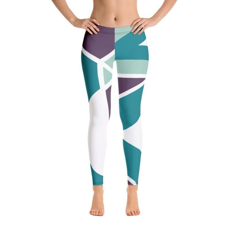 Full Printed Pants Leggings for Women