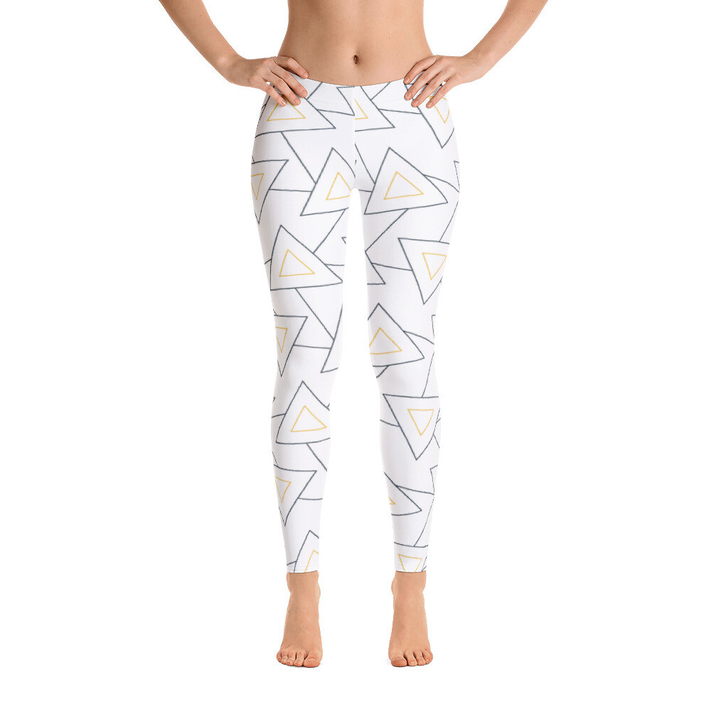 Modern Look Nice Design Printed Leggings