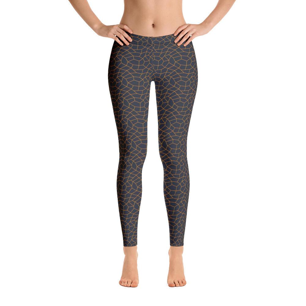 Full Printed in USA Leggings for Women
