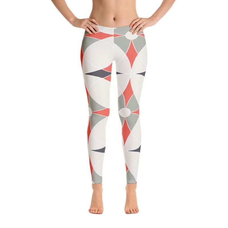 Printed New Modern Printed Pants Leggings