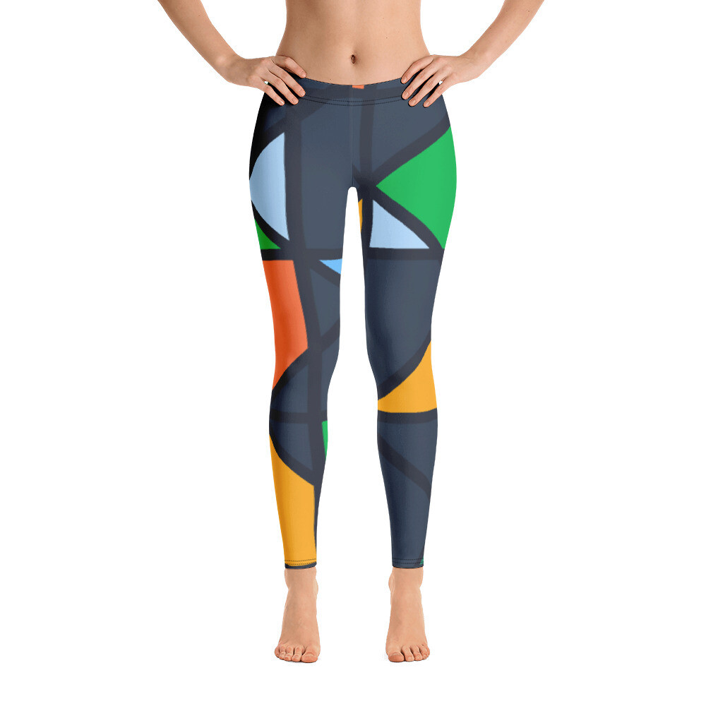 Stylish and Trendy Printed Pants Leggings