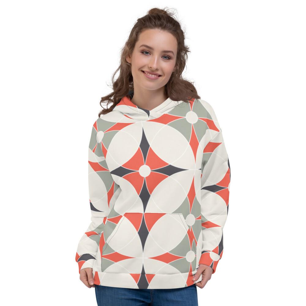 Rika Unisex Hoodie Printed Sweatshirts