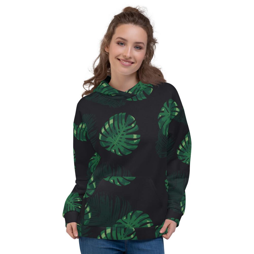 Tropical Modern Full Printed Unisex Hoodie