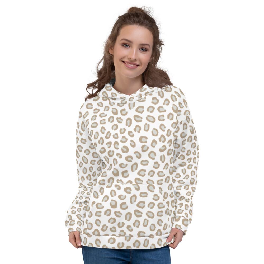 Cheetah Unisex Hoodie Printed Pullover Sweatshirts