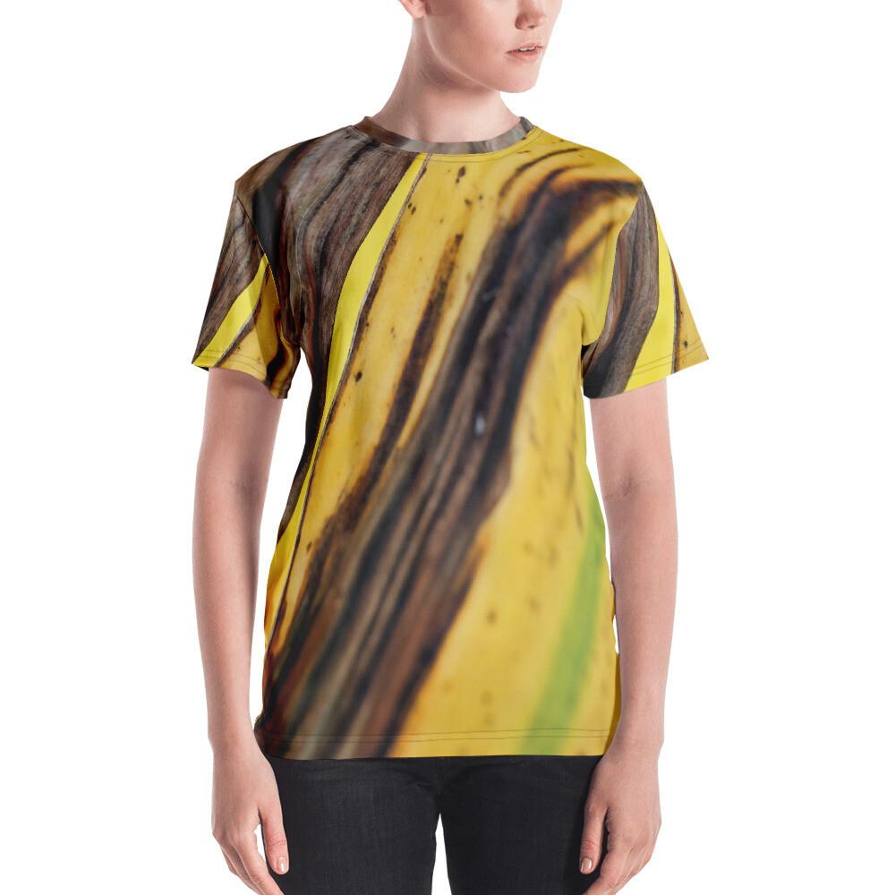 Bark Full Printed Women's T-shirt