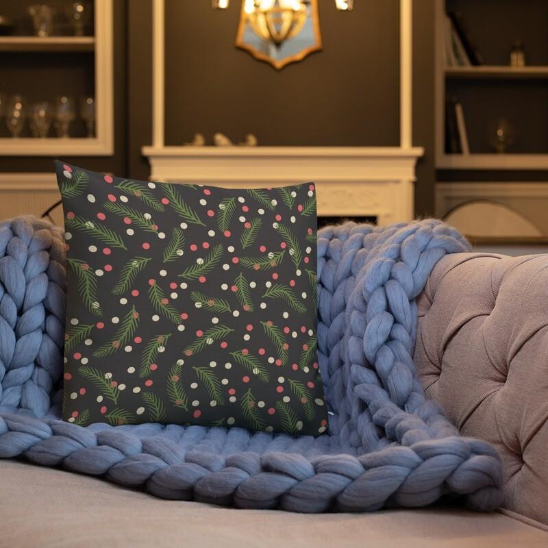 Snamo Premium Throw Pillow