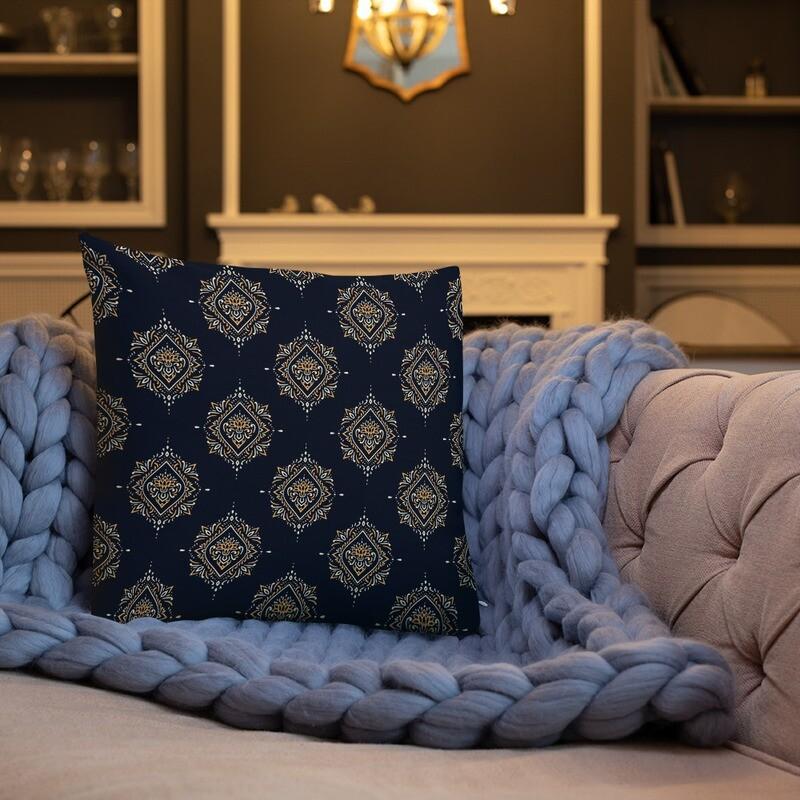 Misna Premium Throw Pillow