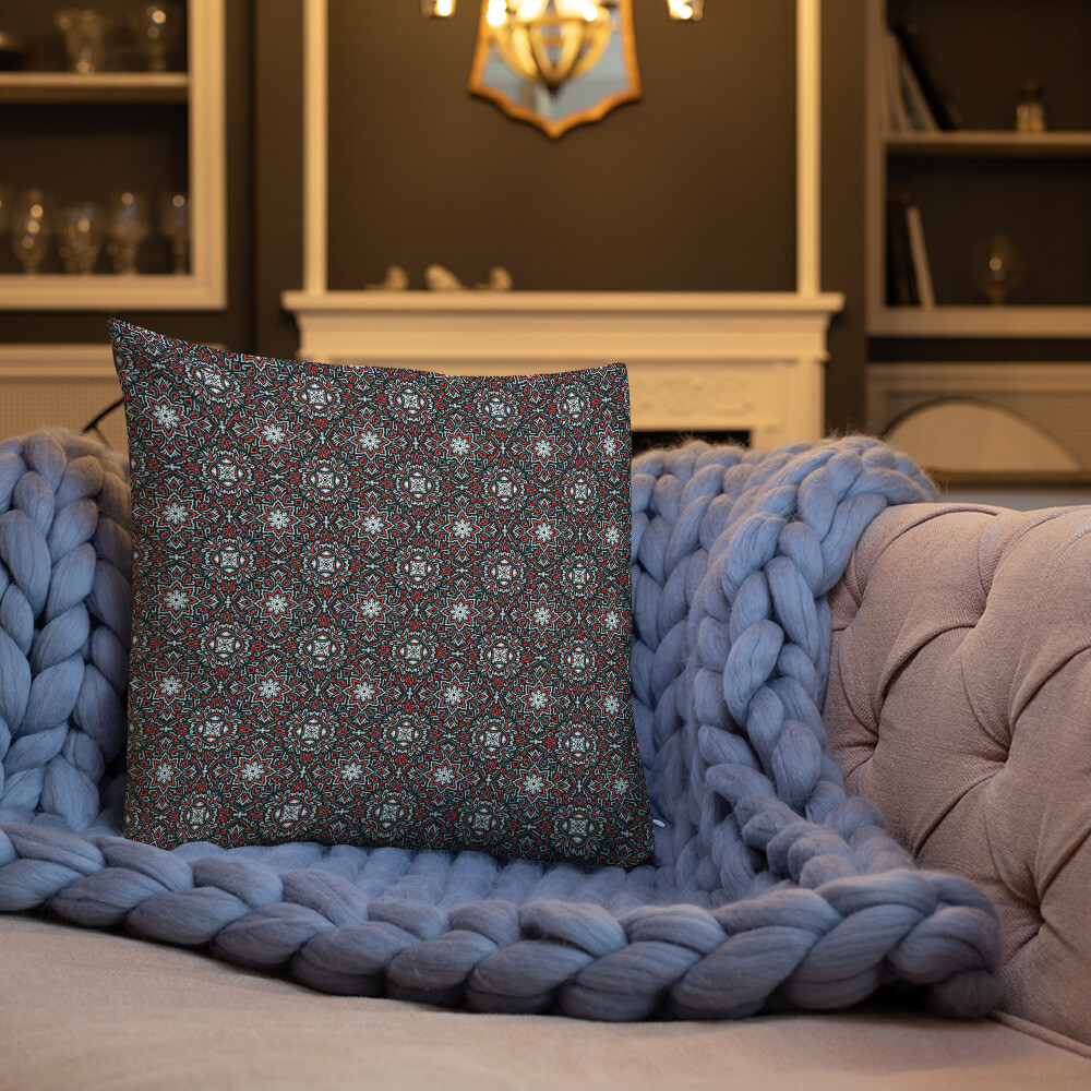 Lima Premium Throw Pillow