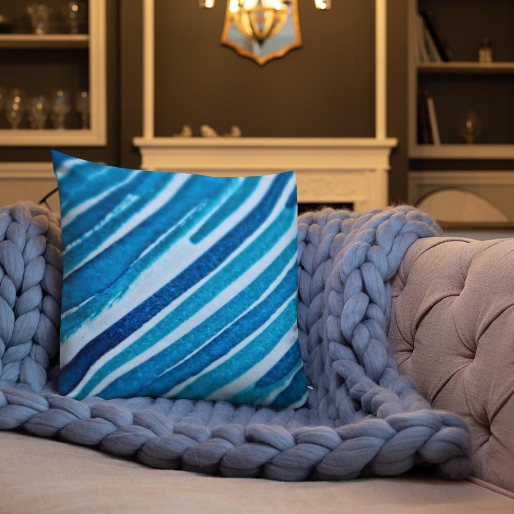 Mista Premium Throw Pillow