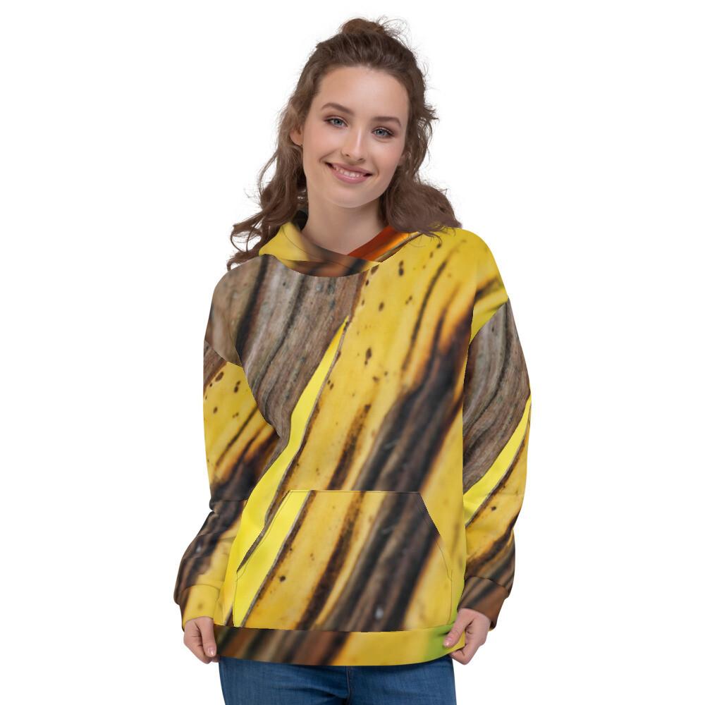 Rusti Printed Pullover Unisex Hoodie