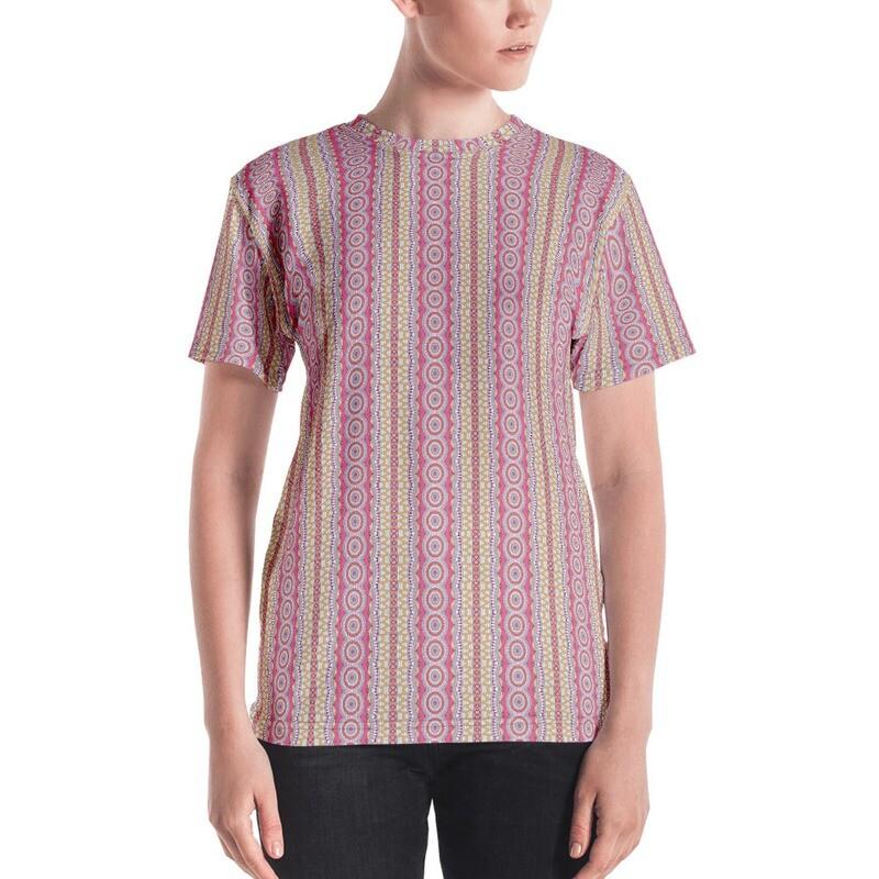 Hush Full Print Cut & Sew Women's T-shirt
