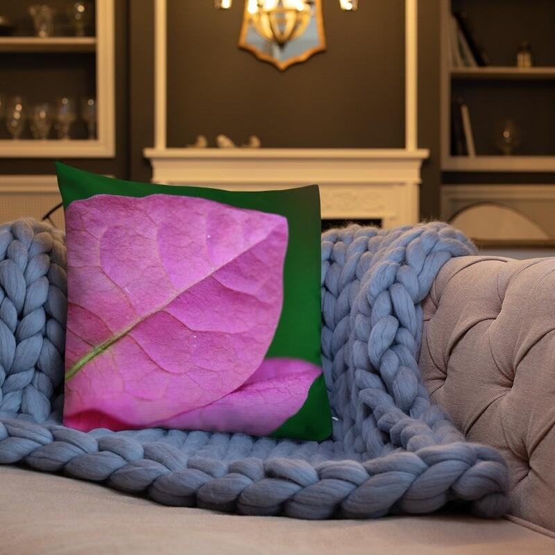 Misba Printed Throw Premium Pillow
