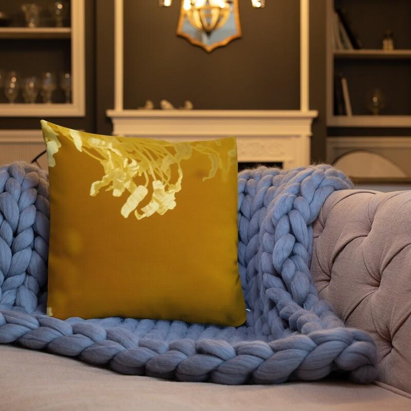 Duka Printed Throw Premium Pillow