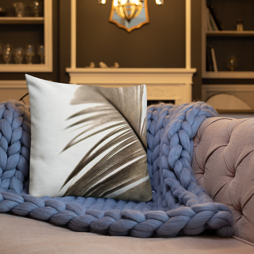 Feti Printed Premium Pillow