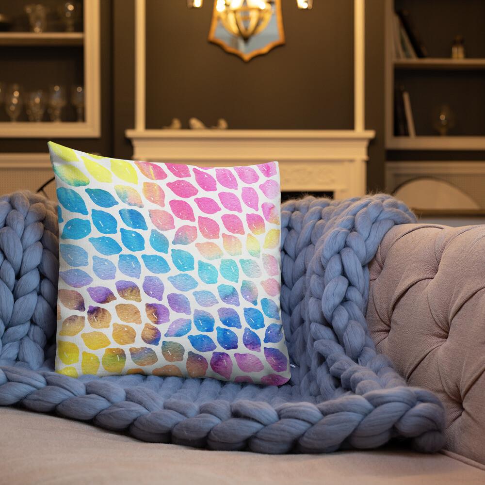 Lima Throw Premium Pillow