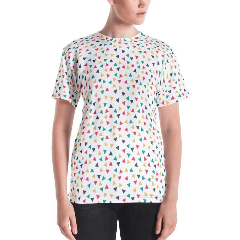 Tera Full Printed Women's T-shirt