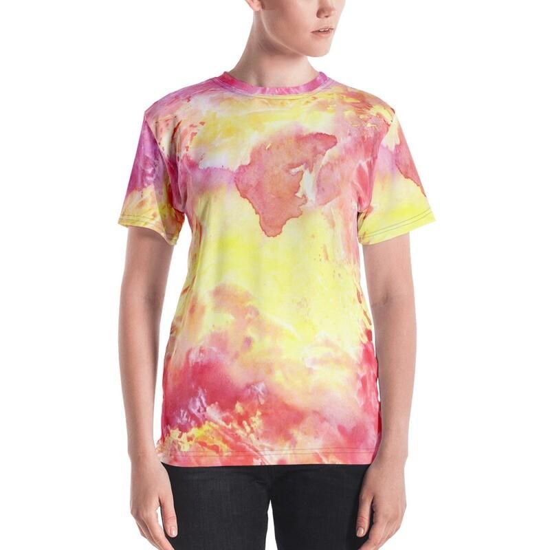 Wati Full Printed Women's T-shirt