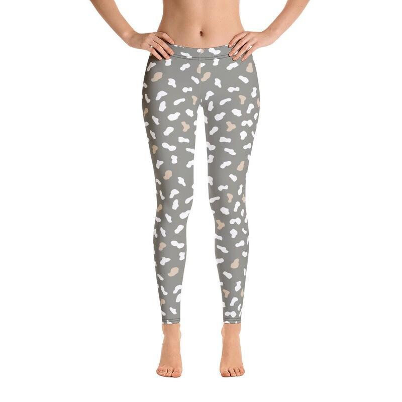 Mista Full Printed Leggings for Women