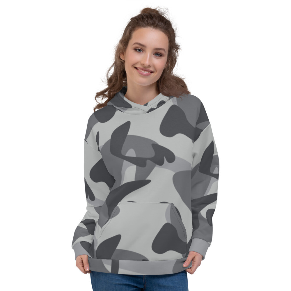 Army Camo Full Printed Unisex Hoodie