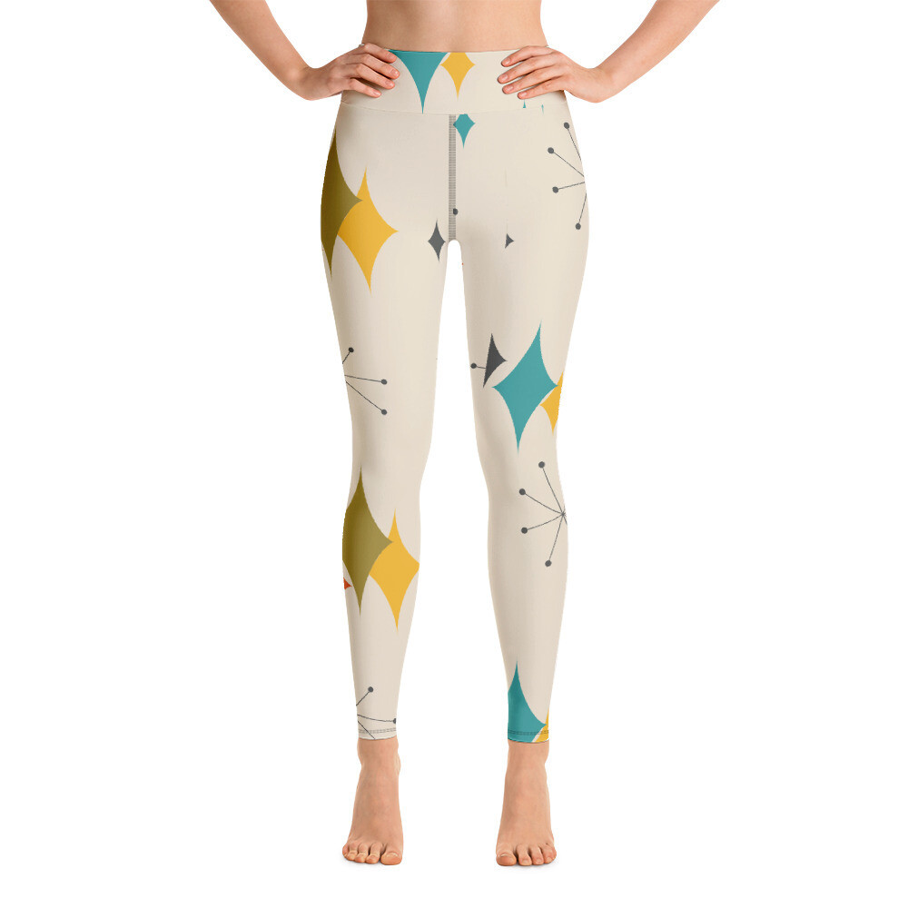 Misiba Full printed Yoga Leggings