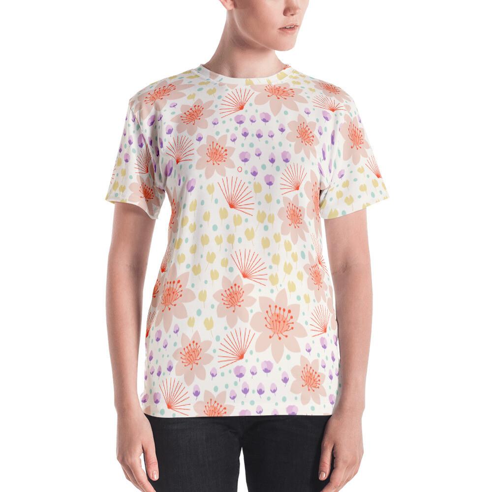 Misla Full Printed Women's T-shirt
