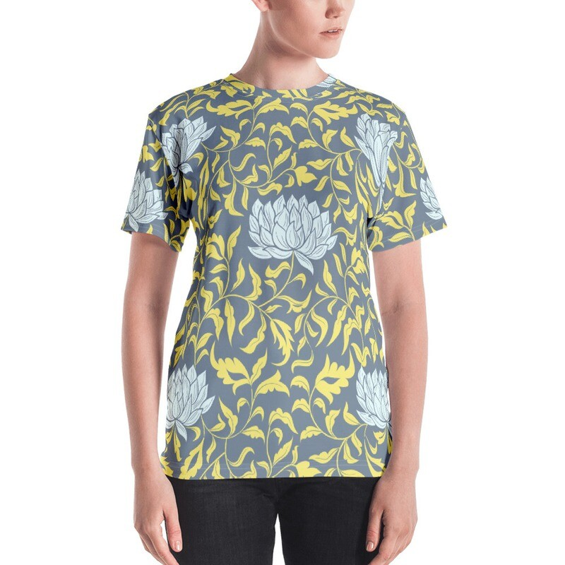 Mimisa Full Printed Women's T-shirt
