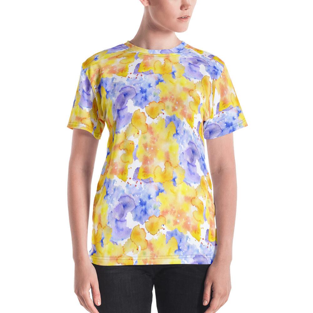 Wateri Full Printed Women's T-shirt
