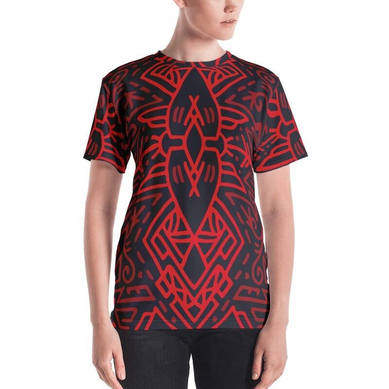 Etha Full Printed Women's T-shirt