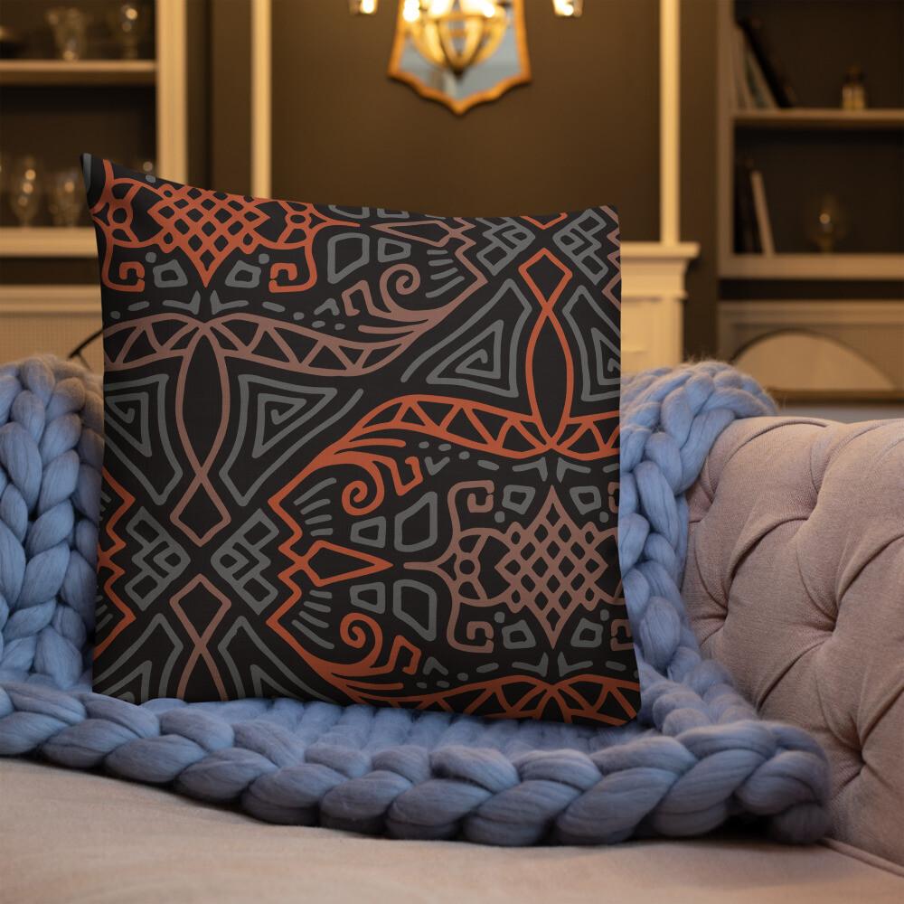 Miq Full printed Premium Pillow