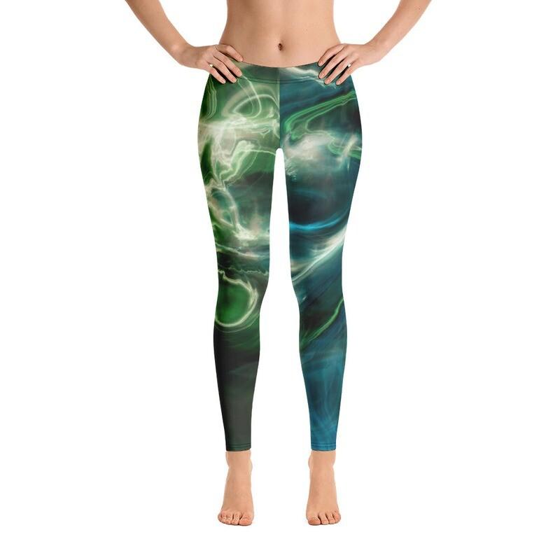 Luti Full Printed Women's Leggings