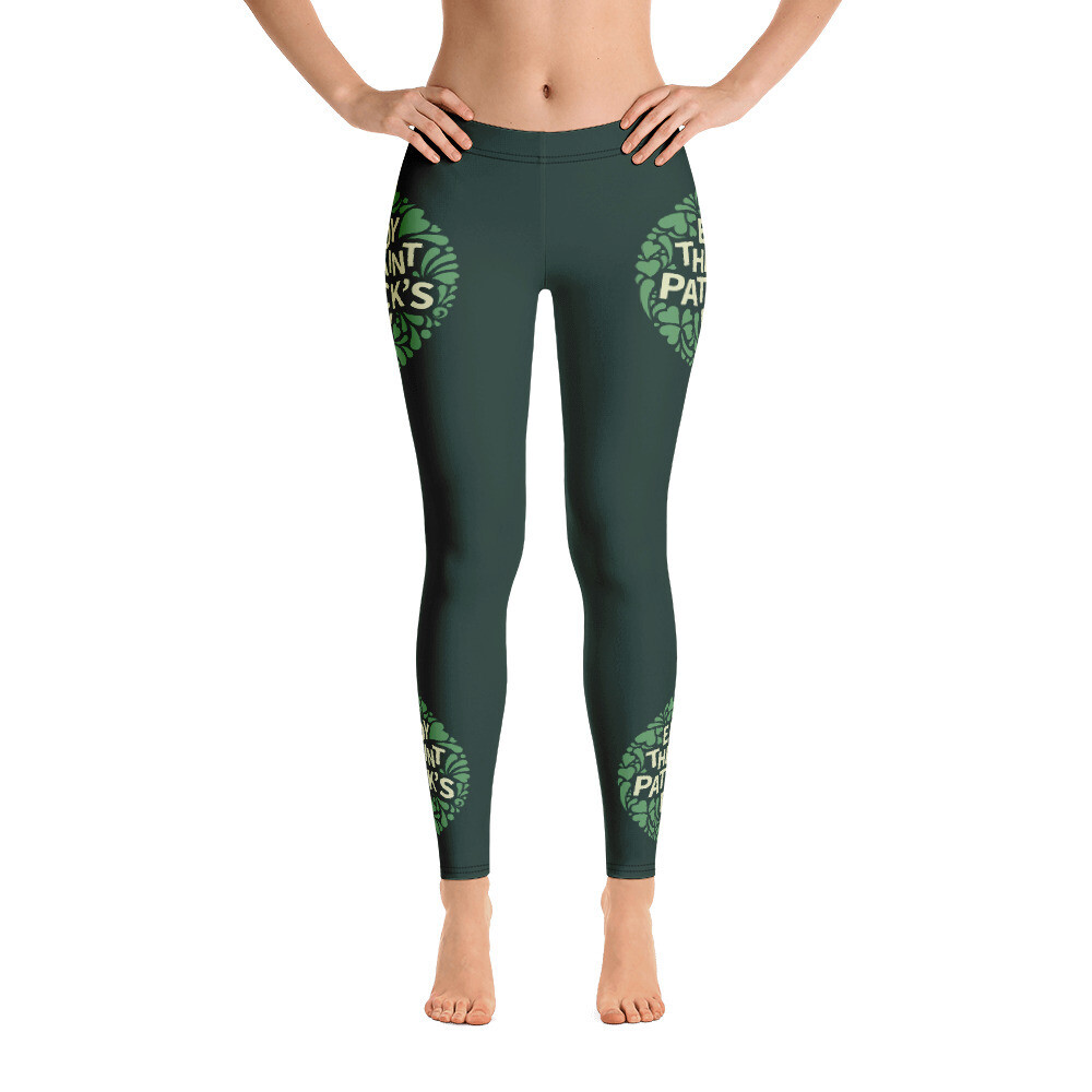 St. P Day Printed Leggings