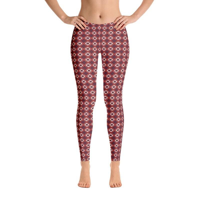 Zizi Full Printed Women's Leggings