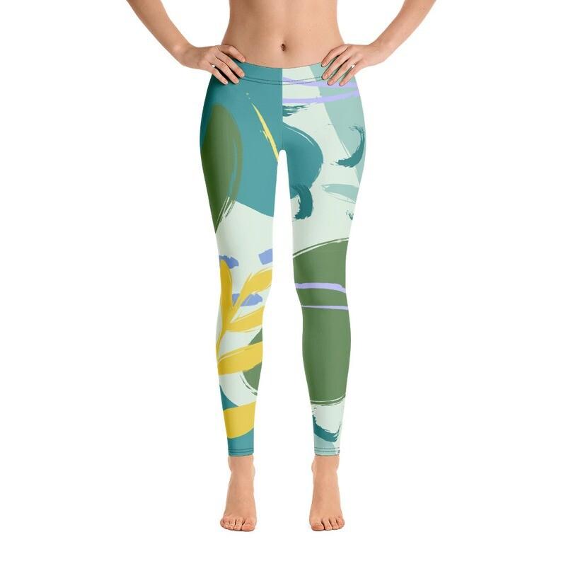 xia Full Printed Women's Leggings
