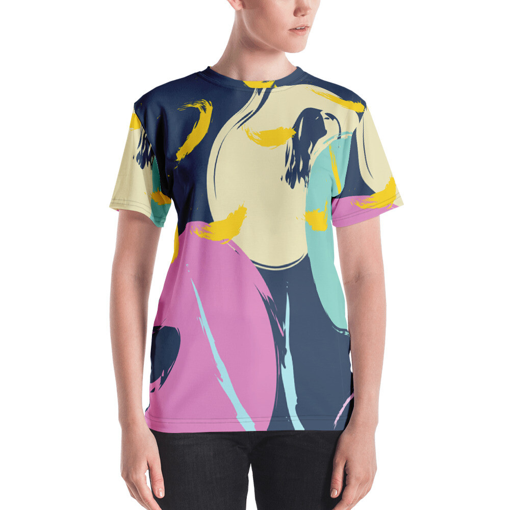 Doda Full Printed Women's T-shirt