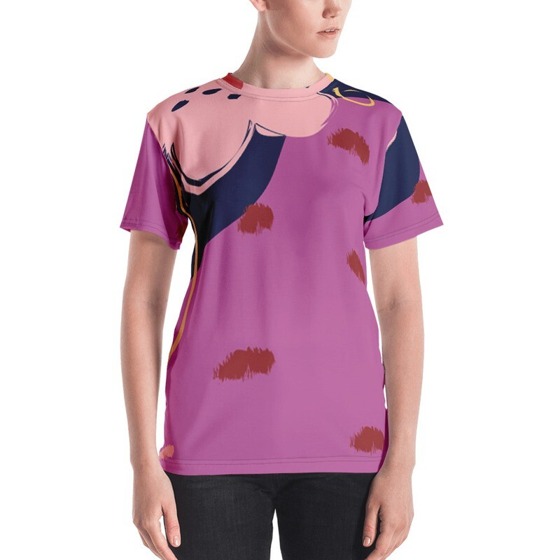 Tyai Full Printed Women's T-shirt