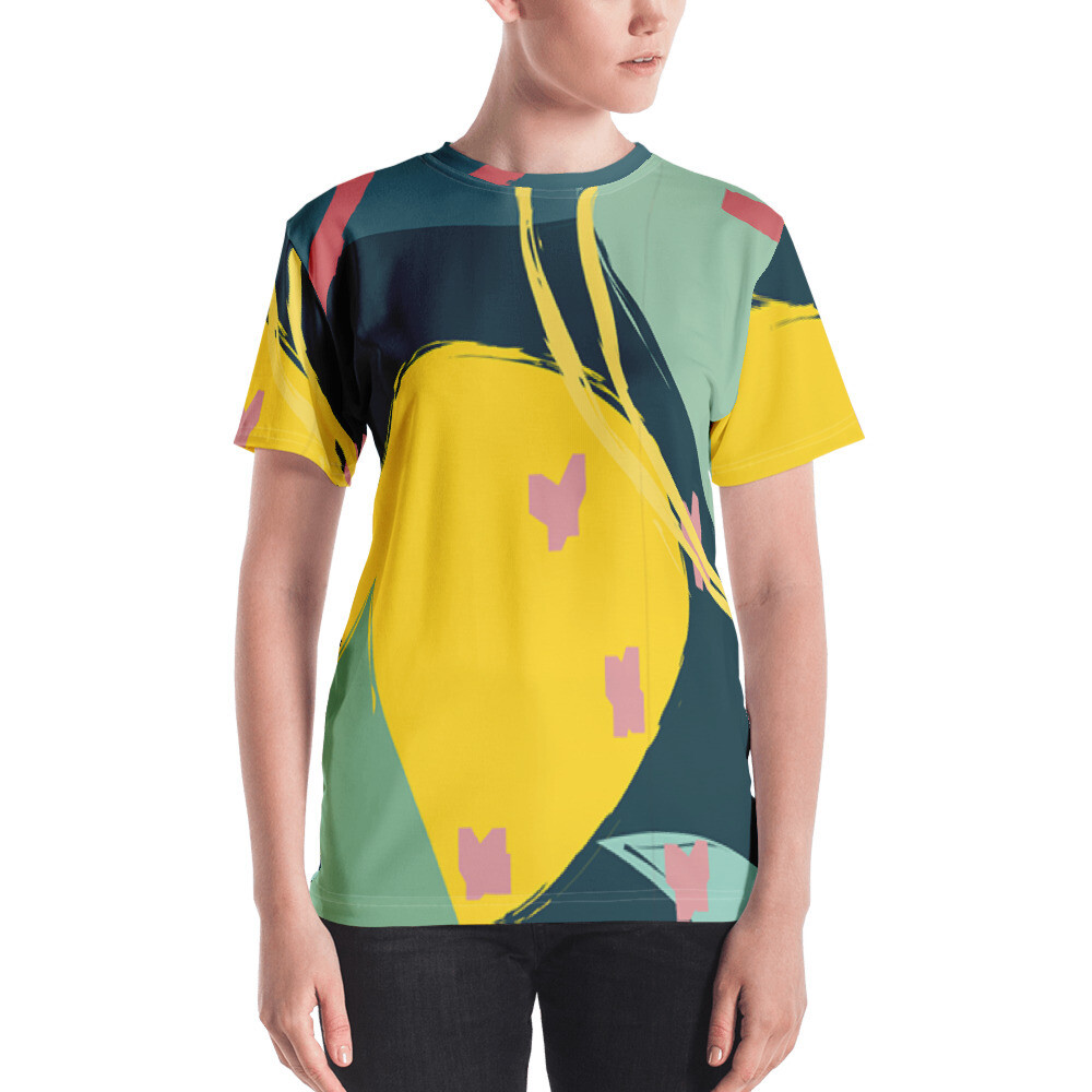 Oit Full Printed Women's T-shirt