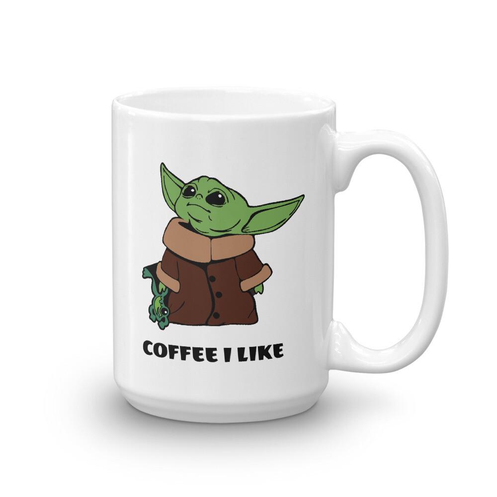 Baby Yoda Coffee Mug