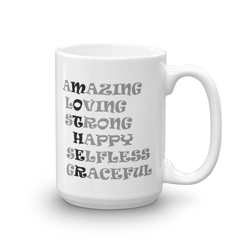 Mother Strong Gift Mug