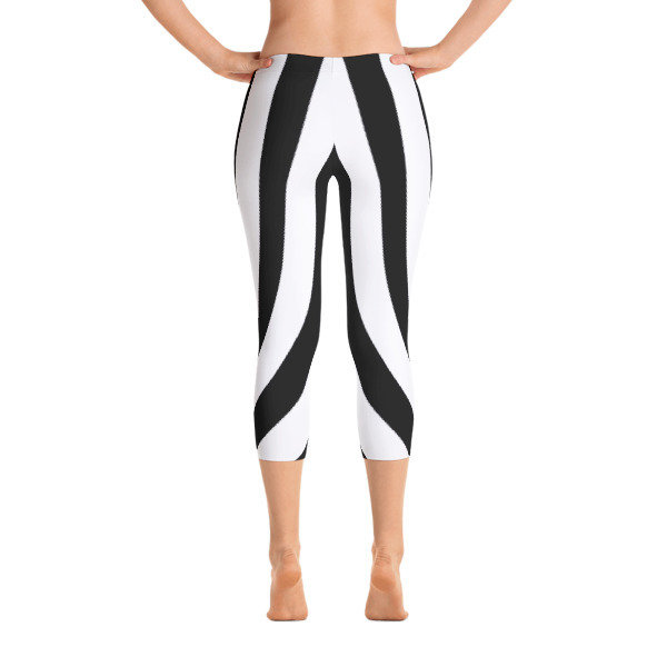 Nomi-Capri Leggings