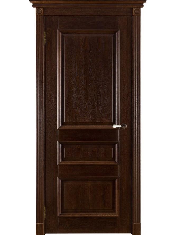 """Дверь массив дуба """"Афродита"""" (брашированная, багетная), """"ОКА Массив"""" (Беларусь)"""