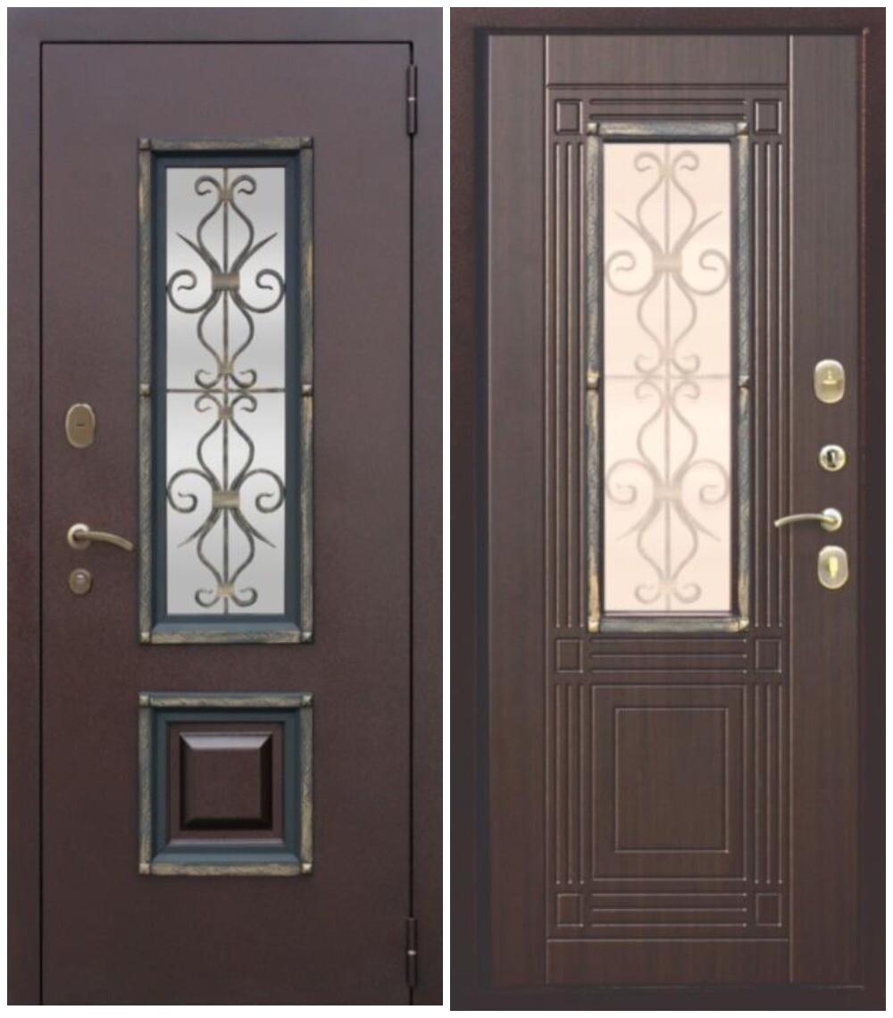 Дверь коттеджная Венеция, Феррони