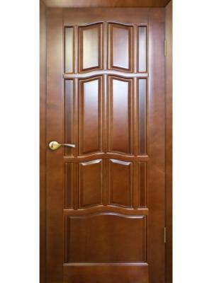 Дверь массив крашенный
