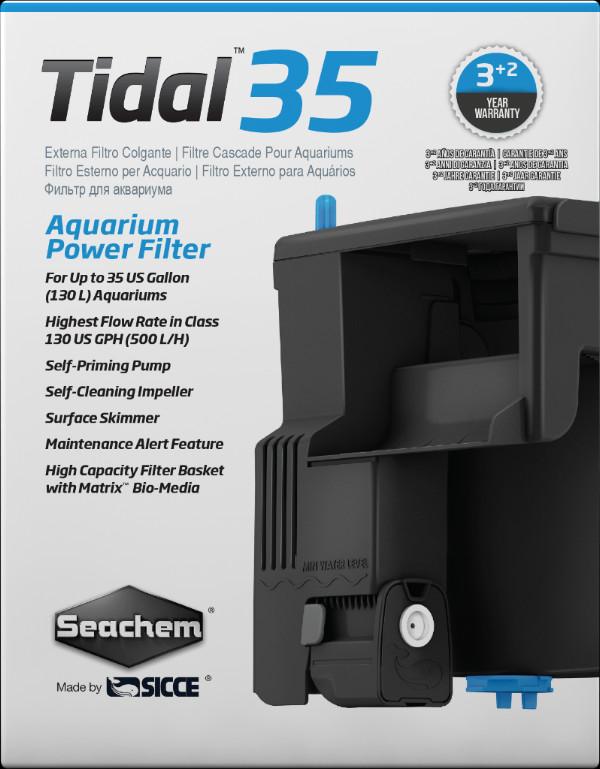 Seachem Laboratories Tidal Power Filter 35