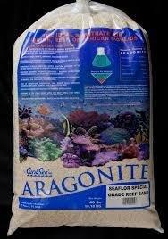 CaribSea SeaFlor Sand 40lb bag