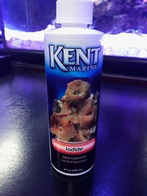 Kent Marine Strontium & Molybdenum